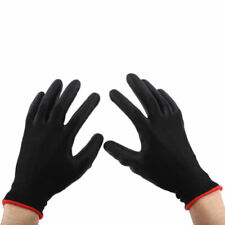 12Pair Antistatic Nylon Gloves Safety Mechanic Workers Gardening Builder Gloves