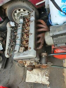 Alfa Romeo 2600 Engine