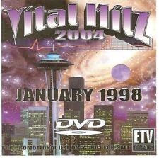 ETV Vital Hitz DVD - January 1998