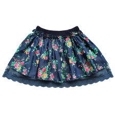 Girls School Uniform Plaids Mini Pleated Skirt Tartan Kilt with Leather Buckles