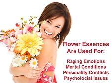 Flower Essences Kit (Set of 21 Holistic Combination Bach Flowers + Bonus Remedy)