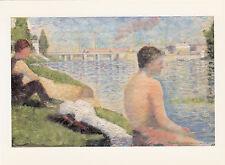 (19040) Postcard - Georges-Pierre Seurat