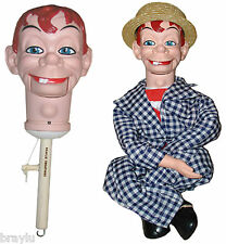 Mortimer Snerd Upgraded Semi-Pro Ventriloquist Doll Puppet Dummy - BUY DIRECT
