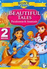 Enchanted Tales: Pocahontas/Anastasia DVD FREE SHIPPING!!