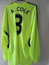 Chelsea 2006-28 Ashley Cole formotion Away Football Shirt large /20924 LS