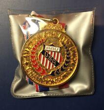 Vintage Amateur Athletic Union Championship AAU Olympics USA Medal