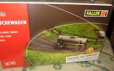 Faller H0 180386  Jauchewagen Bauernhof _NEU