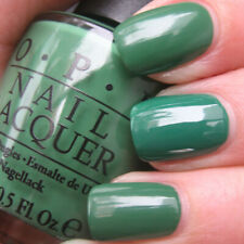 OPI Nail Lacquer, 15ml, Jade is The Black. Shipping.