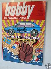 HOBBY 1971-26,AUTO-OSCAR,RODEO JOHN KAZIAN,KOFFER RADIO,LOEWE,GALAXY,SKI WANDERN