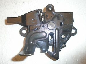 2006  Toyota  Scion  TC  Front  Hood  Lock  Latch