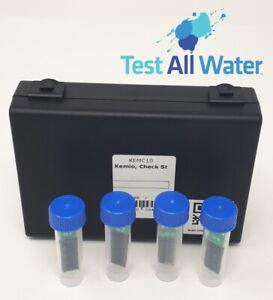 Palintest Kemio Disinfection  Check Standards