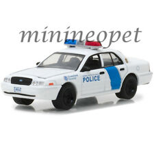 42830 D FORD CROWN 1/64 HOMELAND SECURITY FEDERAL PROTECTIVE SERVICE POLICE CAR