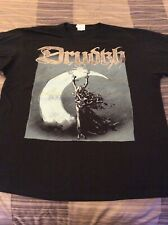 DRUDKH An Antidote - Black- Shirt XL,Skogen, Saiva, Falkenbach,Moonsorrow, Ulver