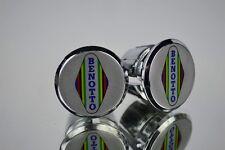 New Benotto Handlebar End Plugs endkappen endstopfen lenkerstopfen calotte tappo
