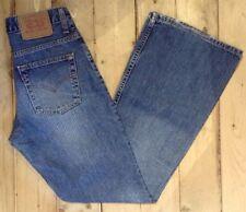 Levi's 516 04 Bootcut Denim Jeans. W32 L34. Ref 100415