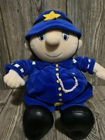 PC Plod Plush 16 Inch Figure - Noddy Enid Blyton First Love Plush - Super rare!