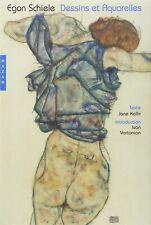 Egon Schiele : Dessins et aquarelles - Jane Kallir - Hazan