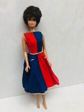 Bubblecut Barbie Doll Head American Girl Doll Body 1960s Collectible Collector