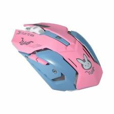 Cute Cordless Optical Mouse USB Receivers Stylish Computers Wireless Gaming Mice