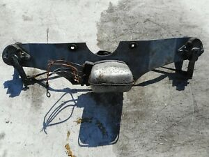 PORSCHE 356 A B WINDSCREEN WIPER SYSTEM 356A 356B TRANSMISSION MOTOR T2 T5