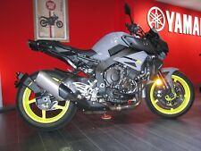 Soporte placa matrícula Ras de rueda Yamaha MT-10