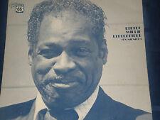 LITTLE WILLIE LITTLEFIELD - IT'S MIDNIGHT - NEAR MINT 1979 ROUTE LABEL 66 LP