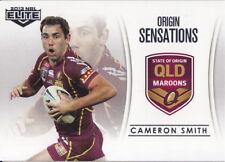 NRL 2013 RUGBY LEAGUE Elite - Cameron Smith 'Origin Sensations' Case Card #OS 2
