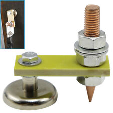UK-Magnetic Welding Ground Clamp Holder Adjustable Tool Accessories Force