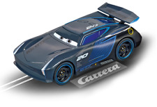 CARRERA GO 64084 DISNEY PIXAR CARS 3 JACKSON STORM 1/43 SLOT CAR NEW