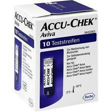 ACCU CHEK Aviva Teststreifen Plasma II 1X10St Teststreifen PZN 6114957