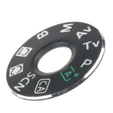 Dial Mode Plate Schnittstellenkappe Ersatzteil für Canon EOS 6D DSLR + Tape