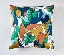 NEW Designer Botanical Floral Leave Indoor Cushion Pillowcase Home Decor