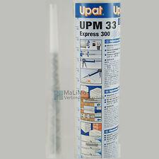 Upat UPM 33 WINTER Express 300 ml Verbundmörtel Injektionsmörtel mit Zulassung