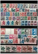 Serbia-Germany ocupation 1941/43 lot stamps without gum (MH)
