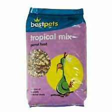 Bestpets Tropical Parrot Mix - 15kg - 516746