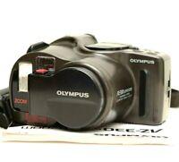 Olympus Retro 35mm Film Camera - AZ-330 Super Zoom Lens, Auto, Working IZM330