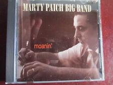"Jazz Cd: Marty Paich Big Band ""Moanin'"" 1992 Discovery Art Pepper Bill Perkins +"