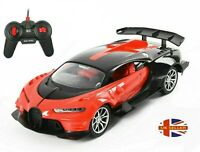 Remote Radio Control Bugatti Vision GT Toy Car with Rechargeable Battery