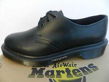 Dr Martens 1461 Chaussures Femme 36 Mocassins Brando Derby Richelieu UK3 Neuf
