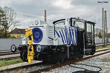 Roco 72018 Diesel Locomotive 333 716 Lomo Dc-Snd