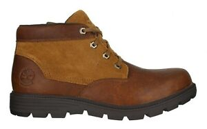 "Timberland Men's ""Walden Park Waterproof Chukka"" Brown Boots Size 11.5 - 12 NIB"