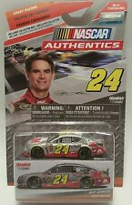 NASCAR AUTHENTICS, GREAT RACERS  #24 JEFF GORDON COLLECTIBLE 1:64 Scale HENDRICK