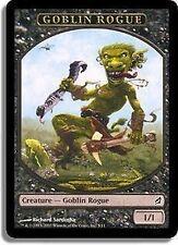 5x TOKEN Farabutto Goblin 1/1 - Rogue MTG MAGIC Lor Ita