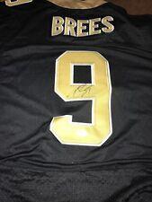 Drew Brees Signed Autographed Saints  Jersey JSA  New Orleans Saints Size 52
