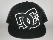 DC Shoes DAXX TRUCKER Snapback Hat Black OSFA ($23) NEW Cap Skate BMX Moto MX
