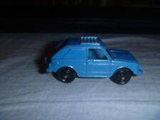 "VINTAGE VW BLUE RABBIT #1 TOOTSIETOY DIECAST METAL 2"" CAR"