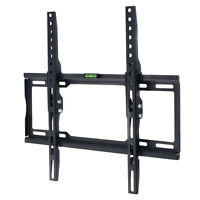 LCD LED Plasma Flat Tilt TV Wall Mount Bracket 26 32 37 40 42 46 47 50 52 55 60
