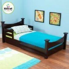 KidKraft Addison Toddler Bed Espresso 76275 Toddler Bed NEW