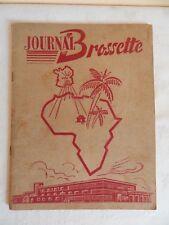 Journal Brossette (novembre décembre 1951)