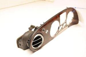 Dash Speedometer Wood Bezel AC Vent 3W0857059 Fits 06 Bentley Continental GT OEM